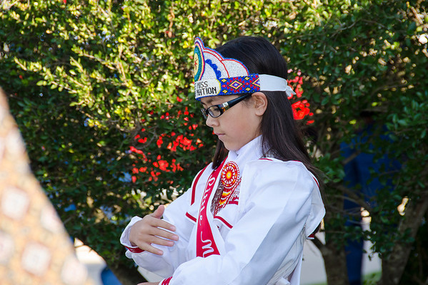 Choctaw Nation Welcome Center grand opening