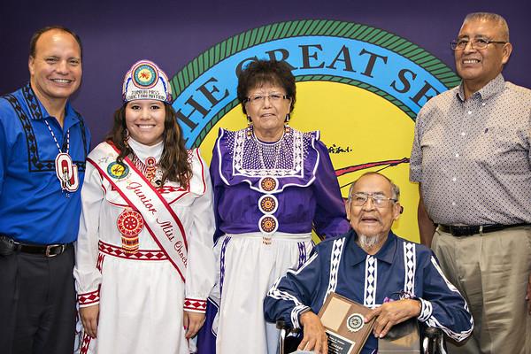 Outstanding Elder Banquet 2013